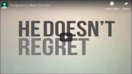 Forgiveness Matt Chandler