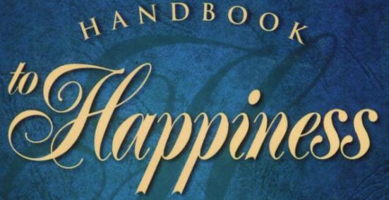 Handbook to Happiness: A Reader's Endorsement