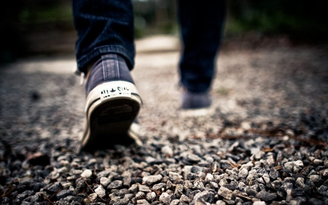 Walk On…One Step At A Time